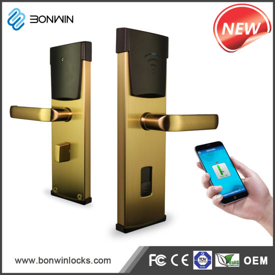 Exceptionnel 5 Methods Unlock Wechat/APP Mobile Phone Control Hotel Door Lock