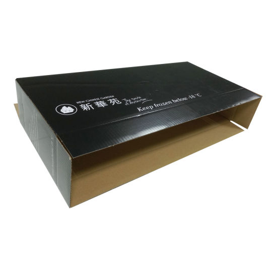Black Carton Display Box with Serrated Knife Line pictures & photos