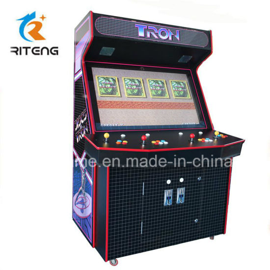 Wholesale Old Game Machine 42 Inch Screen Arcade Game pictures & photos