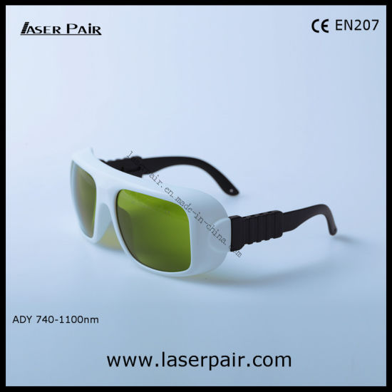 755nm & 808nm &1064nm Alexandrite & Diode Laser & ND: YAG Laser Safety Glasses From Laserpair pictures & photos