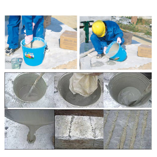 Environment Friendly Stone Splitting Agent pictures & photos