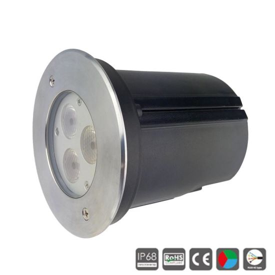3W/9W IP68 LED Underwater Light&Lamp, LED Pool Light pictures & photos