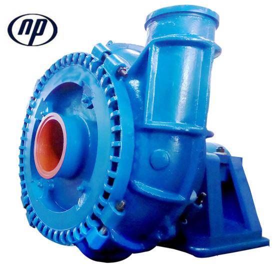 16inch Large Capacity High Head Sand Dredge Pump