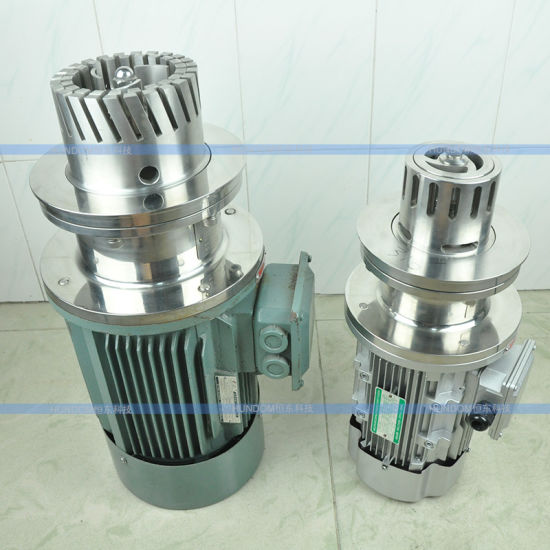 Food Grade Stainless Steel Tank Bottom High Shear Mixer pictures & photos