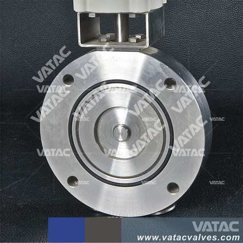 A216 Wcb Body Ss304/CF8 Disc EPDM Seat Wafer Butterfly Valve pictures & photos