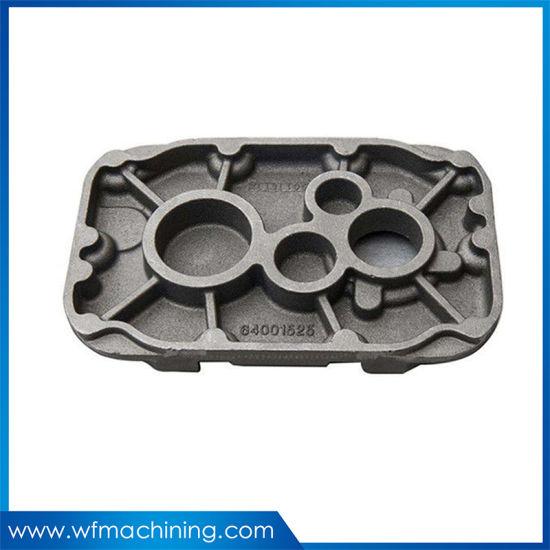 High Pressure Aluminum Die Casting of Aluminum Casing Parts
