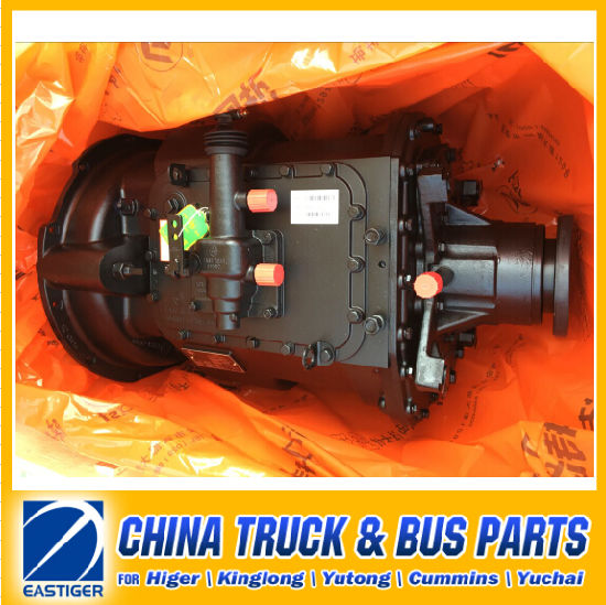 6ds150tc Gearbox for Higer Bus Spare Parts pictures & photos