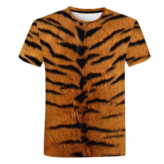 Design Subliamtion T Shirt with Best 3D Printing