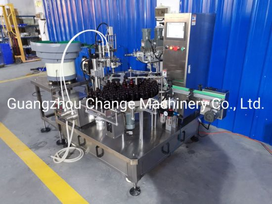 Vaccine Filling Capping Machine