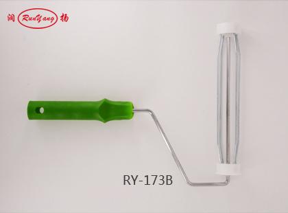 Roller Frame and Plastic Handle for Roller Brush