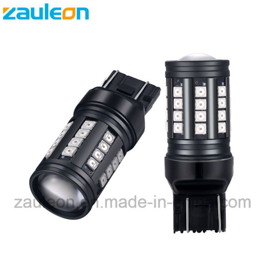 7440 7443 40SMD 3030 LED Red for Auto Tail Light