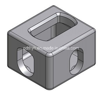 ISO Steel Transport Container Corner Casting for Dry Container