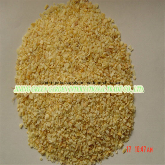 8-16mesh Grade G2 a Dry Dried Dehydrated Garlic Granules pictures & photos
