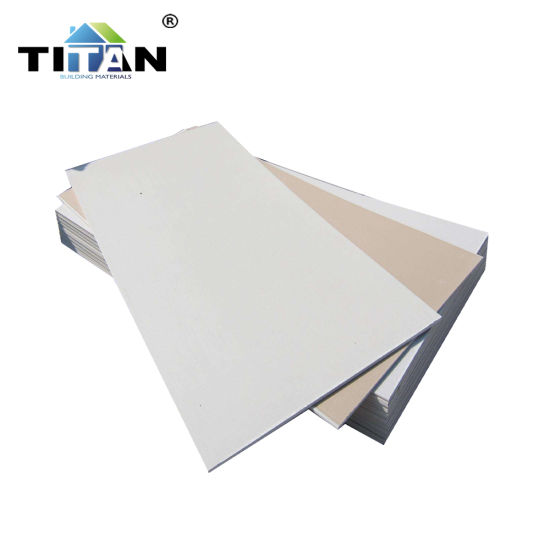 China Suspended Gypsum Board False Ceilings Specification