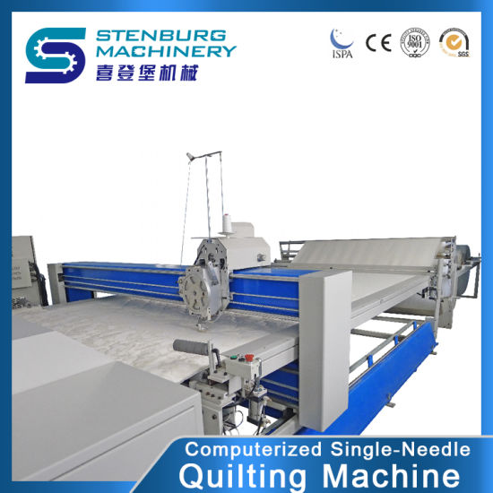 Most Stable Single Needle Quilting Machine (HF-DZ-1)