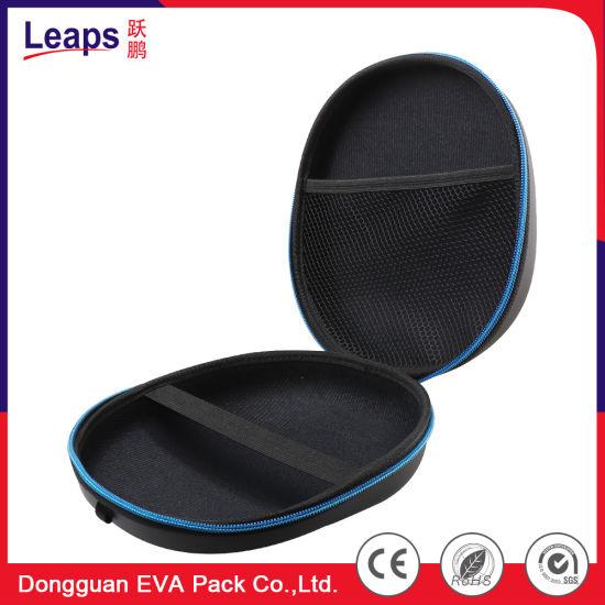 Customized EVA Storage Specialized Box Tool Case for Headphone