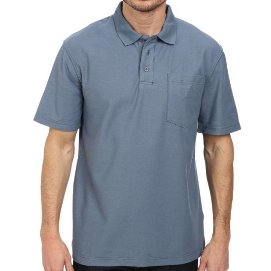 Work Uniform White Plain Tee Shirt Classic T-Shirt Cheap Tshirt Polo