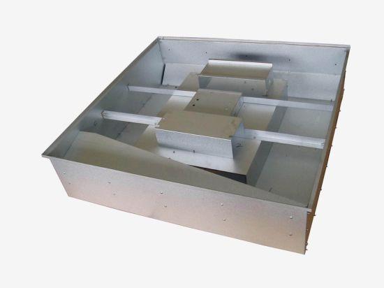 China OEM Precision Sheet Metal Spinning Parts