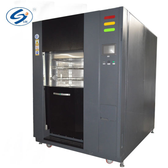 Hot and Cold Cycling Impact Test Machine