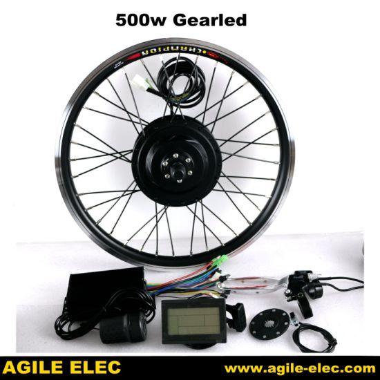 Agile 36v 500w E Bike Parts From Chinese Factory China E Bike