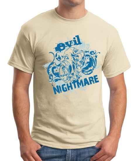 Wholesale Men Casual Cotton Printed Tshirt