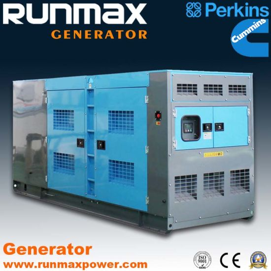 20kVA-1500kVA Super Silent Cummins Power Electric Diesel Generator (RM240C2) pictures & photos