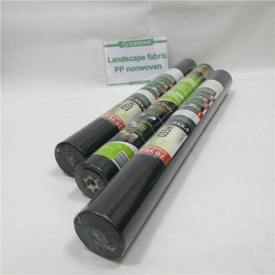 PP Spunbond Nonwoven Fabric for Agriculture Cover Protection with UV