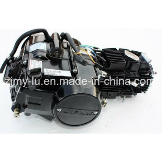 Motorcycle Engine Lifan 125cc 4 Gears Manual Clutch Motorcycle