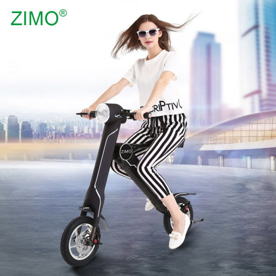 Europe Warehouse Stock 2020 New Products Folding Electric 36V E-Scooter