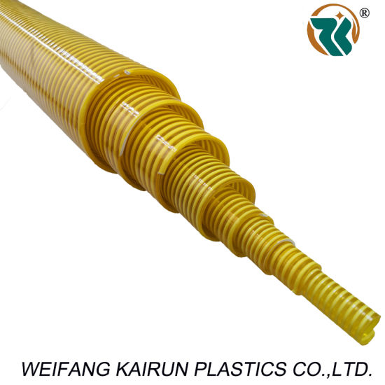 High Quality Multipurpose Water Pump PVC Helix Water Suction Hose