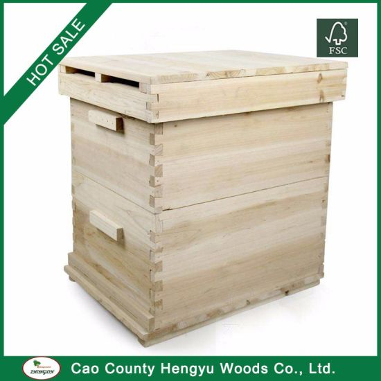 China Customize Paulownia Wood Board Frame for Making Beehives ...