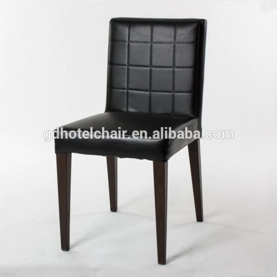 Sensational 2018 Modern Design Black Leather Dining Chair Restaurant Chairs Ocoug Best Dining Table And Chair Ideas Images Ocougorg