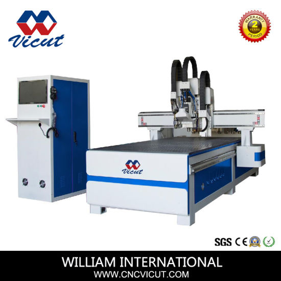 China CNC Oscillatting Blade Contour Spindle Cutting Machine