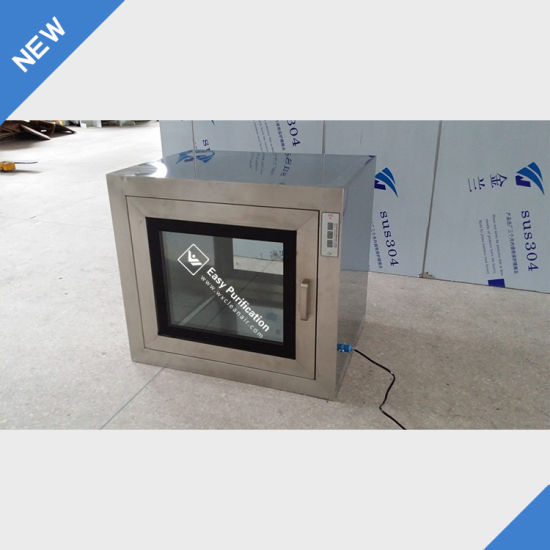 Ordinary Transmission Window Stainless Steel Passbox pictures & photos