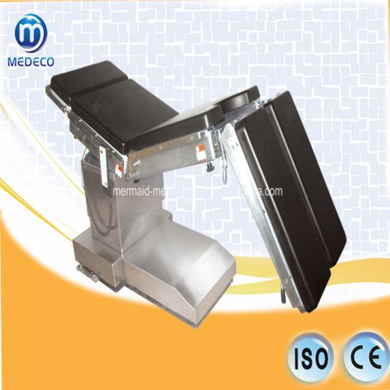 Medical Equipment Electric Hydraulic Operation Table Model Ecok005 pictures & photos
