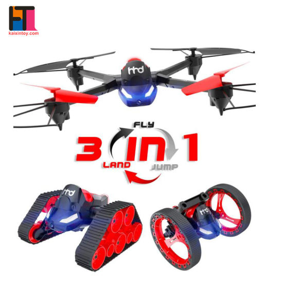 Fpv WiFi Camera 3 in 1 2.4GHz RC 6-Axis Quadcopter