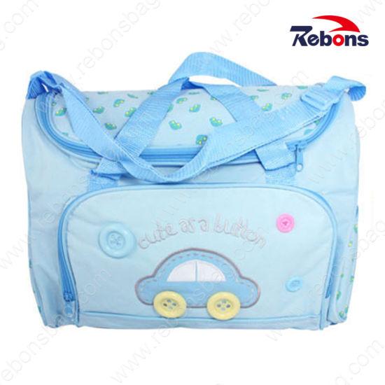 8b65e253f05f China New Design Large Capacity Diaper Bag Baby Mummy Bag - China ...