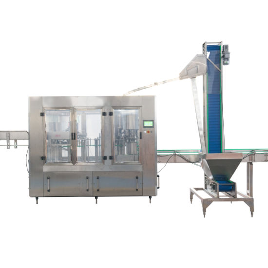 Automatic Liquid Purified Drinking Water Mineral Water Pure Water Production Line Washing Filling Capping Machine
