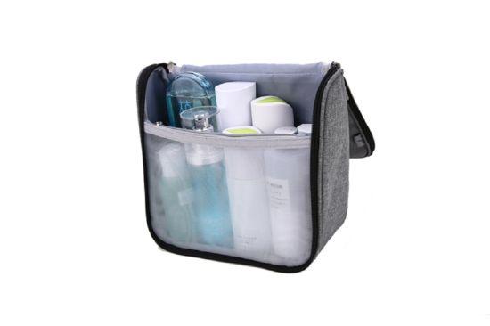 Wholesale Organizer Hanging Travel Makeup Wash Bag Cosmetic Toiletry Bag