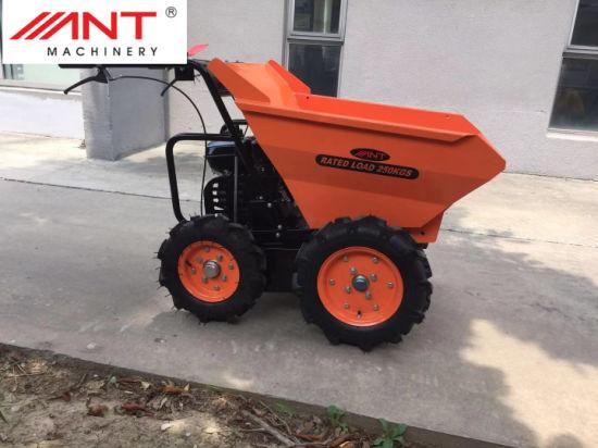 Mini Dumper Power Barrow Wheel Tractors Garden Loader By250A