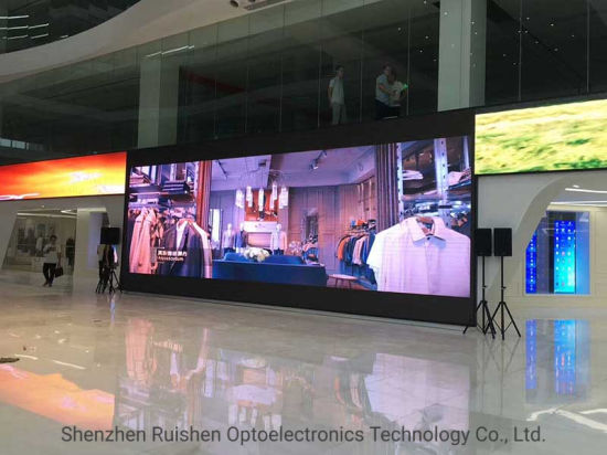 Hot Selling Outdoor Stage Full Color P3.91 Rental LED Display Video Wall Screen