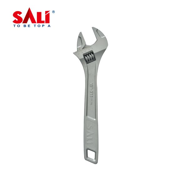"Sali 8""-15"" New Hand Tools Adjustable Wrench"