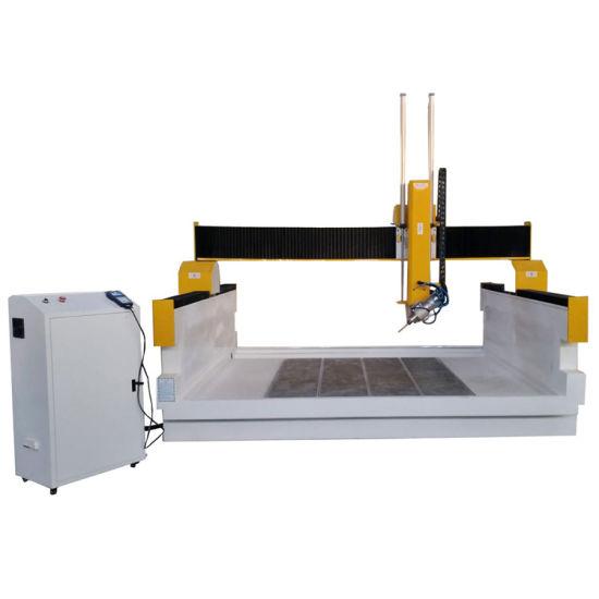 EPS CNC 2000*4000mm Large Size Atc CNC Router 4 Axis CNC Foam Cutter