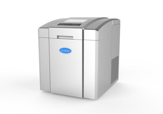 Bz-07 Ice Maker Instant Making Ice Add Water by Manual Cube Ice Machine
