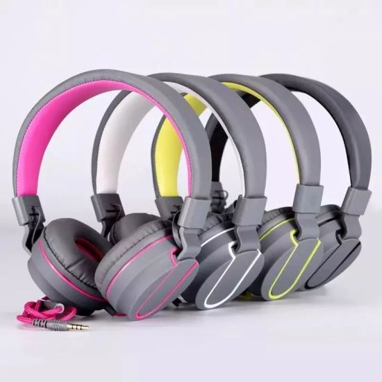 Factory Computer Stereo Gaming Headphone G2000 with Mic LED Light Earphone Over Ear Wired Headset for PC Game