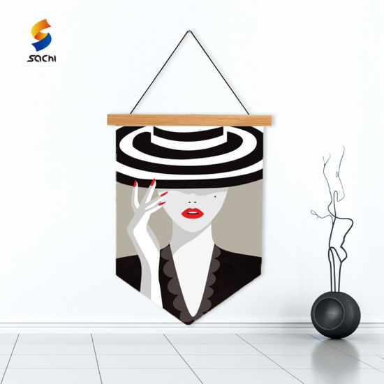100% Quality Abstract Wall Art Painting on Canvas for Sale