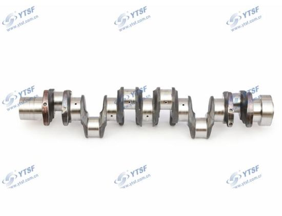 Genuine Camc Auto Spare Parts CD6d18 Cm6d28 Crankshaft