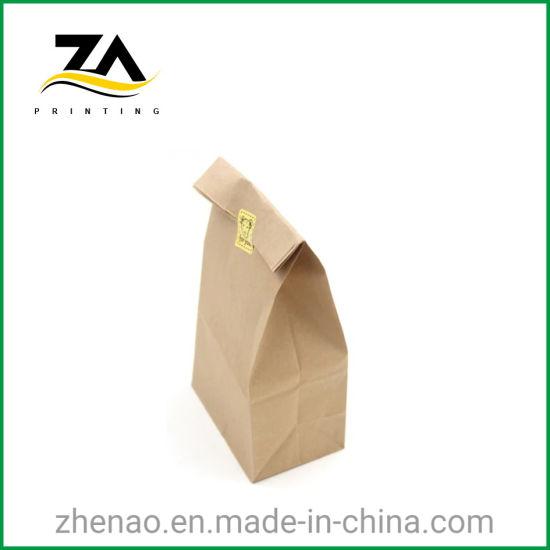High Quality OEM Washable Paper Bag, Kraft Paper Bag