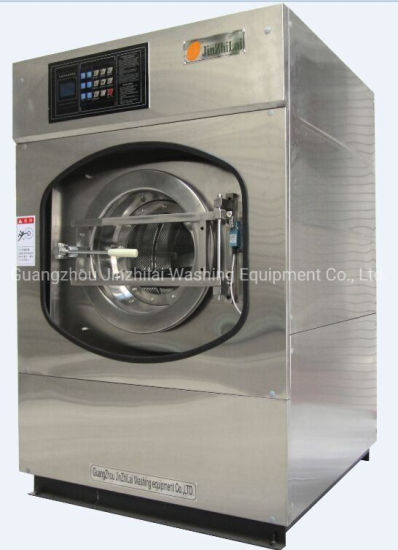Industrial Automatic Laundry Heavy Duty Stainless Steel Washing Machine