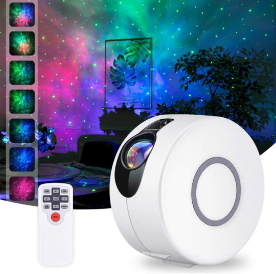 Starry Sky Projector Galaxy Light Projector LED